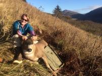 Sitka Blacktail Deer